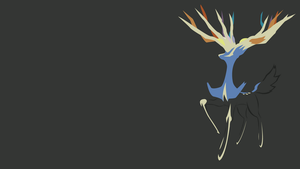 Xerneas by PLDHTopHat