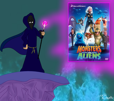 Cloaked Critic Reviews Monsters vs Aliens by TheUnisonReturns