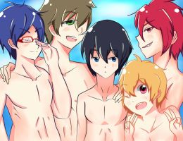 Free! by nammon02