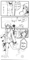 Yuu's Confess to Chika ( but fail ) by KaoriYamichi