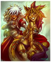 Pharaoh Pharaoh by Rivan145th