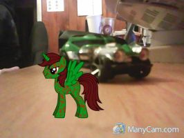Controller's Car by brony4all