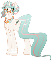 MLP OC: Sage by TheHumanHeart
