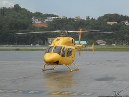 Helicopter 20140528 _ Bell 429 _ 2 by K4nK4n