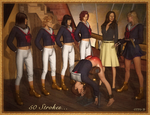 The New Navy...Discipline by OTTO149