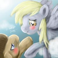 Dr Whooves declaration of love by telimbo