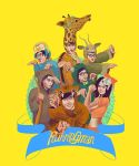 Runningman Fanart Animal Kingdom inspired by le-rayne