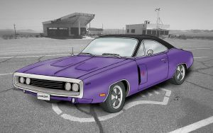 Dodge Charger by gjones1