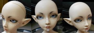 Face up complete by Chauu