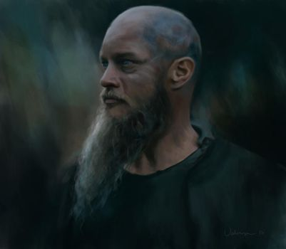 Ragnar by RussianVal