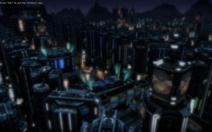 Anno 2070 - Tycoon City At Night by Shroomworks