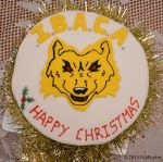 Christmas Cake 2014 (2 of 3) by MrWitchblade