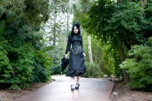 Botanical gardens 21 by Obsidian-Lace