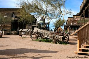 Goldfield Ghost Town III by rjcarroll