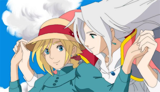 + Sephiroth's moving castle + by Bunny-Boss