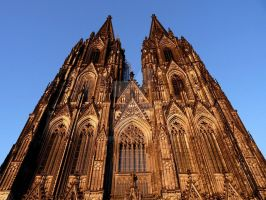 Cologne Cathedral by Lauridia
