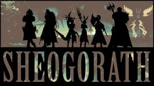 FFXIV Sheogorath Static picture by CrownTheEnd