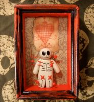 voodoo hoodoo by alteredboxes