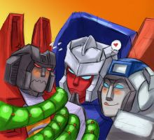 Starscream's_Perils_by_Tintin by Mentacle