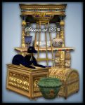 Egyptian Props-Object Stock by shd-stock