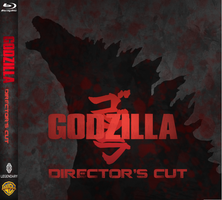 Godzilla 2014 Director's Cut cover by SonicGuy15