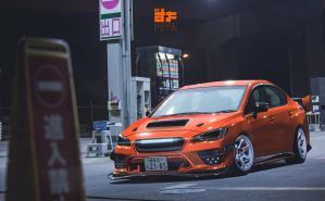 Orange Juice STI by Nism088