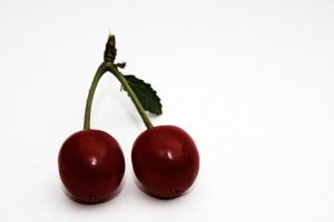 Cherries bigger by Panoram