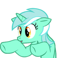 Lyra Oooh by FinePrint-MLP
