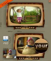 Your Wide n Normal TV Screen by version-four