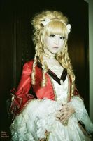 Versailles - Hizaki by freckledsmile