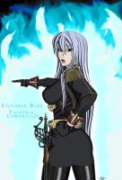Selvaria - Valkyria Chronicles by GeneralGM