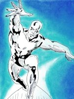 Silver Surfer by CpointSpoint