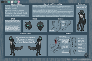 Pehrry ref 2014 by Incyray