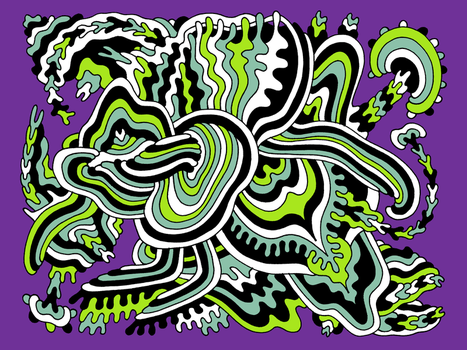 Doodle January 15th 2010 by cargill
