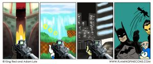 Modern Battlefield 3 by FLAMINGPINECONE