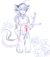 Dhe - new character by Kuitsuku