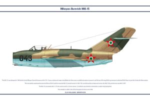 MiG-15 Hungary 1 by WS-Clave