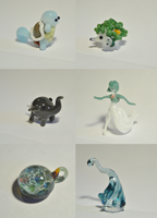 Glass Art Dump by pahein