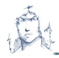 Scketchs in Wacom 2 by Yaguete