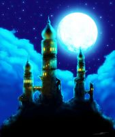 Arabian Night by StephenH-TRIPP