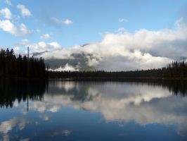 Lac Beauvert by Loulou13