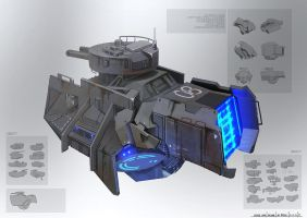 GUN SHIP by Seeker800