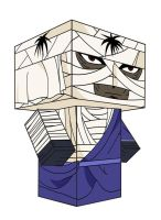 SHISHIO PAPERTOY by animepapertoys
