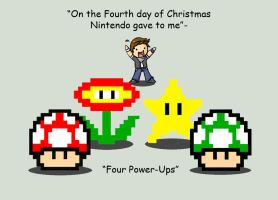 12 Days of Nintendo : 4 by LightningGuy