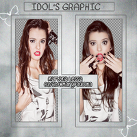PNG Mariana Lessa by IdolsGraphic by IdolsGraphic