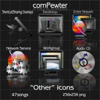 comPewter _ Other Icons by 47songs
