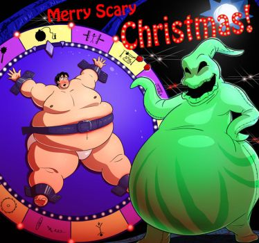 Merry Nightmare Before Christmas by FatClubInc