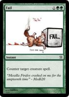 MtG: Fail by Overlord-J