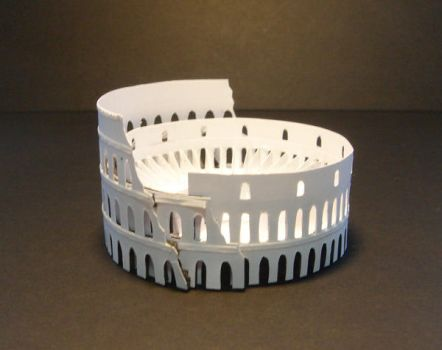 Colosseum by blur1589