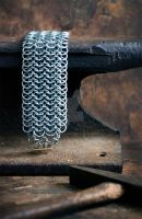 Forging Chainmail by wottwin